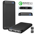 4smarts VoltHub Power Delivery & QC3.0 Powerbank - 10000mAh - Schwarz