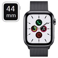 Apple Watch Series 5 LTE MWWL2FD/A - Edelstahlgehäuse, Milanaise Armband, 44mm