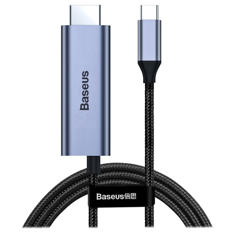 Baseus C-Video Pro 4K USB-C / HDMI Adapter - Grau