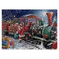 Weihnachts Puzzle Malerei - 1000psc