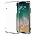 iPhone X Drop Resistant Crystal TPU Case - Durchsichtig