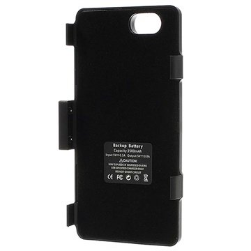 Xperia Sony Tasche Externe Z1 Compact Akku 29EHDI
