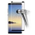 Full Cover Samsung Galaxy Note9 Panzerglas - 9H - Schwarz