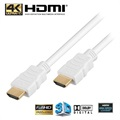 High Speed HDMI / HDMI Kabel - Weiß