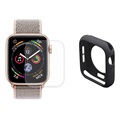 Hat Prince Apple Watch Series 5/4 Full Schutz-Set - 44mm