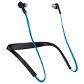 Jabra Halo Smart Bluetooth Stereo Headset - Schwarz / Blau