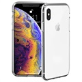 Just Mobile Tenc iPhone XS Selbstheilende Hülle - Kristall Klar