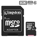 Kingston Canvas Select MicroSDXC Speicherkarte SDCS/128GB - 128GB