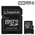 Kingston Canvas Select MicroSDXC Speicherkarte SDCS/256GB - 256GB