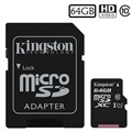 Kingston Canvas Select MicroSDXC Speicherkarte SDCS/64GB - 64GB