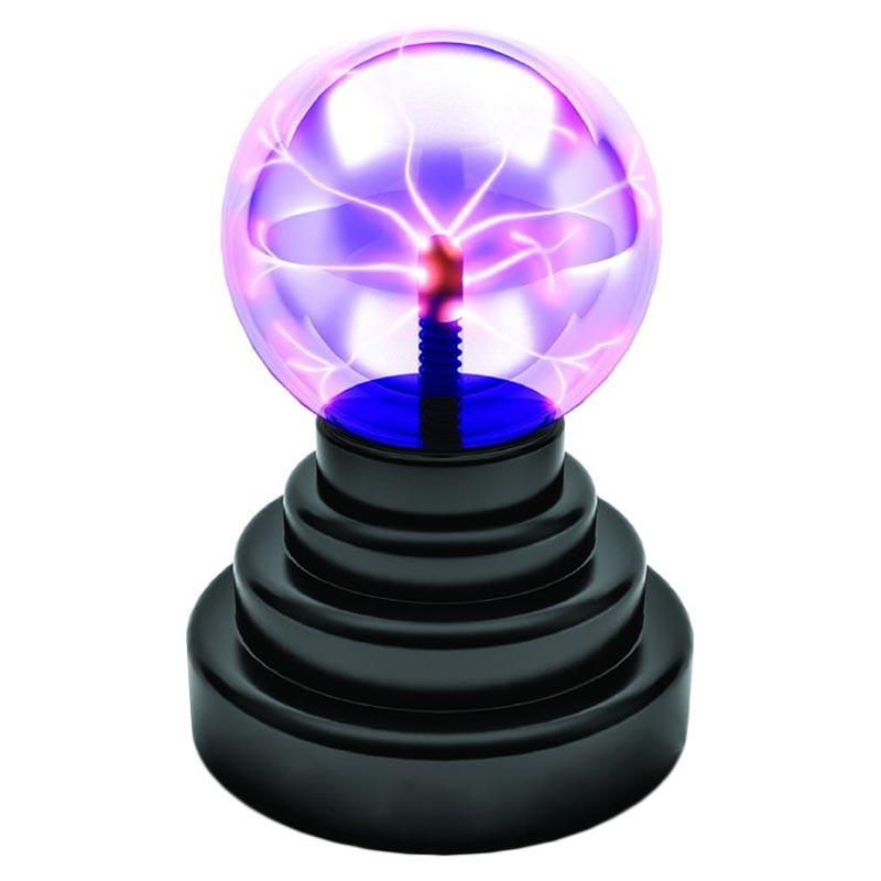 Lampe Mit Sensor : magische plasmakugel lampe mit touch sensor ~ Watch28wear.com Haus und Dekorationen