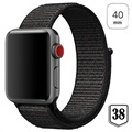 Apple Watch Series 4/3/2/1 Nylonarmband - 40mm, 38mm