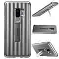Samsung Galaxy S9+ Protective Standing Cover EF-RG965CSEGWW - Silber