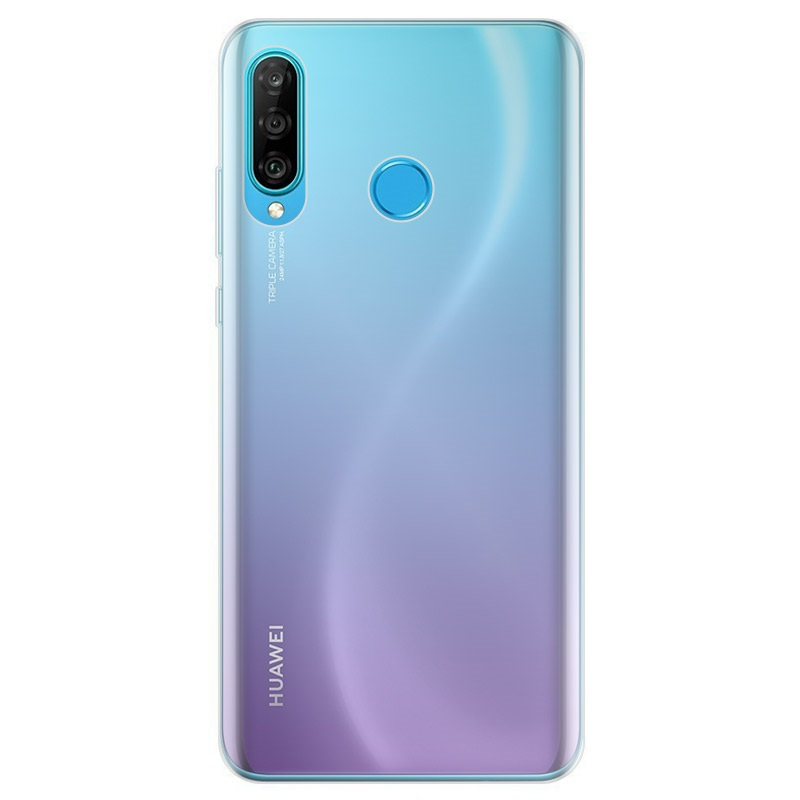 Puro 0.3 Nude Huawei Y6 (2018) TPU Case - Durchsichtig