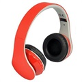 Rebeltec Pulsar Bluetooth Stereo Headset - Rot