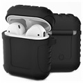 AirPods / AirPods 2 Silikonhülle - Shockproof Armor