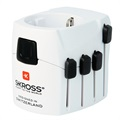 SKROSS World Adapter Pro - Weiß