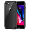 iPhone 7 / iPhone 8 Spigen Ultra Hybrid 2 Cover - Schwarz