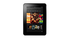 "Amazon Kindle Fire HD 7"" Tablet Zubehör"