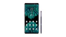 Samsung Galaxy Note9 Hüllen