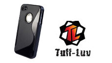iPhone 5 Tuff-Luv Covers