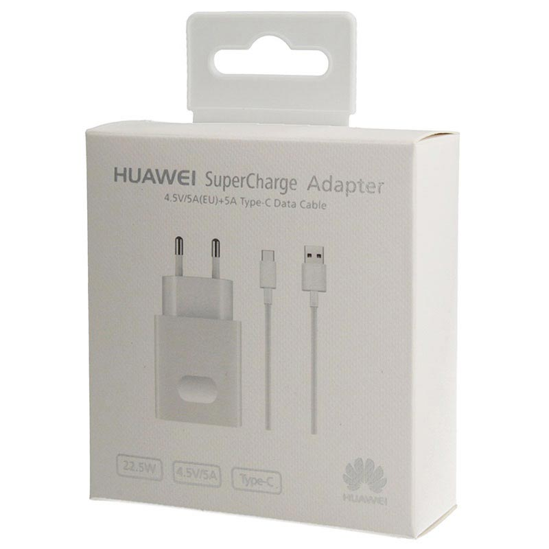 Huawei AP81 SuperCharge Type C Wand ladegerät 4.5A