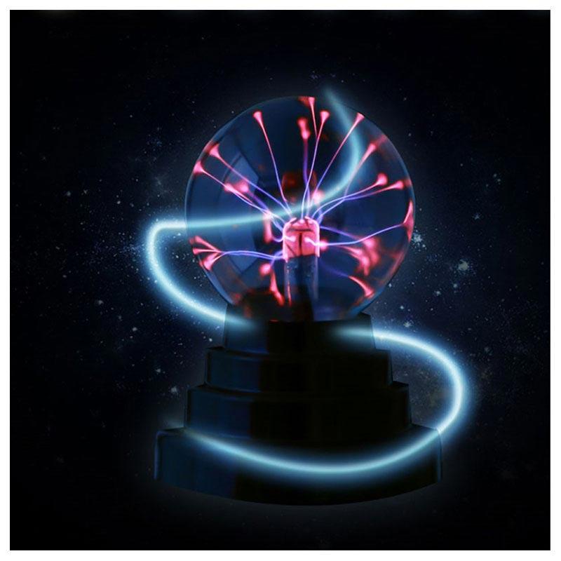 Magische Plasmakugel Lampe mit Touch Sensor