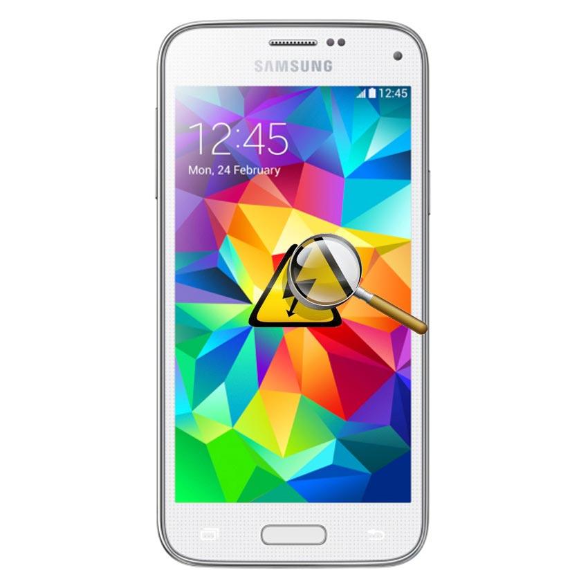Samsung Galaxy S5 mini Diagnose
