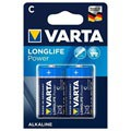 Varta Longlife Power C/LR14 Akku 4914110412 - 1.5V - 1x2