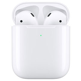 Apple AirPods 2 mit Kabellosem Ladecase MRXJ2ZM/A